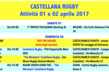 Programma 1 e 2 aprile 2017