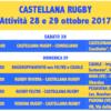 Programma 28 e 29 ottobre 2017
