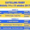 Programma 14 e 15 ottobre 2017