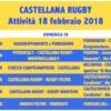 Programma 18 febbraio 2018