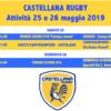 Programma 25 e 26 maggio 2019