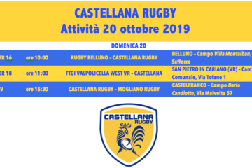 Programma 20 ottobre 2019
